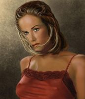 Christina Applegate by phantastes
