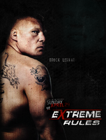 Extreme Rules 2012 Poster by the-nickSDH