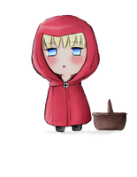 APH little red riding hood Ludwig by MrLudwigBeilschmidt