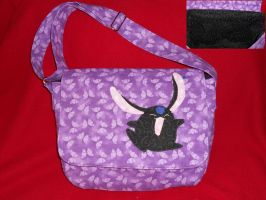 Mokona Messenger Bag by Hop-is-my-Hero