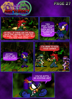 Aria's Legacy: Ch2: Think First.... by Cozah