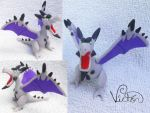 Mega Aerodactyl by VictorCustomizer