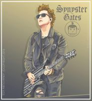 SYNYSTER GATES by tedyarieschandy