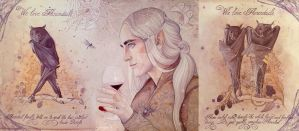 We love Thranduil 3 by kimberly80