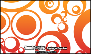 Simple Circles by env1ro