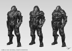 suit CamilleKuo by camilkuo