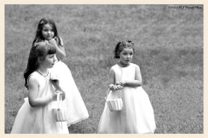 Lesley and Mike's Wedding I (Flower Girls) by rjcarroll