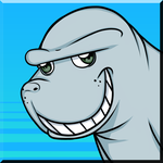 Manatee Icon By Art47 by razaec