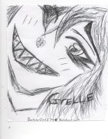 Doodle of Young Grelle by BarberGirl674