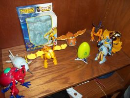 Digimon Collection 1 by padr49904