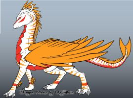 Flame Snowdrop's Mate by loz-boz01