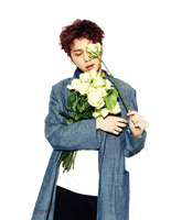 Junhyung (BEAST) PNG Render by moonpika-chris