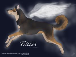 Fly Free: Thuja by shelzie