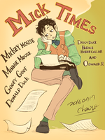 Mick Times by chacckco