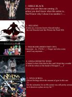 My top 5 gruesome anime (in my opinion) by alucardserasfangirl