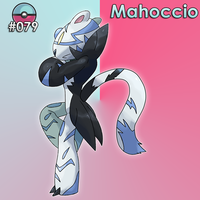 079 - Mahoccio by Deco-kun