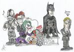 The supposedly serious DarK Knight Trilogy by devilkais