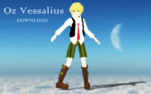 Oz Vessalius DOWNLOAD by Ringtail14