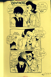 TOKYO GHOULXSPACE DANDY REQUEST CROSSOVER by tariah23