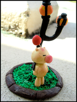 Moogle Figure + Post III by GrandmaThunderpants