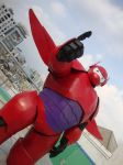 Baymax ( Big Hero 6 ) by Solomonlq by solomonlq