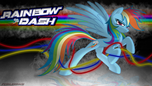 Rainbow Dash.swag (1920x1080 Wallpaper) by Fesslershy31