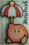 Parasol Waddle Dee by PerlerPixie