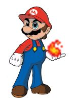 01 - Mario by dashal
