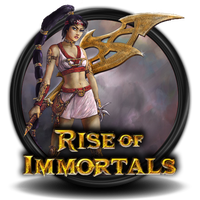 RoI - Rise of Immortals Icon v1 by Kamizanon