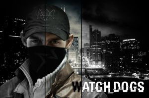 Aiden Pearce - Vigilante III by CleytonAlves