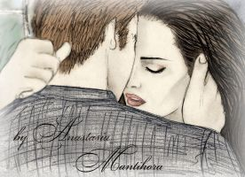 BD: Edward and Bella Cullens by AnastasiaMantihora