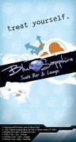Blue Sapphire Sushi by kwant