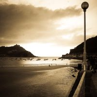 Memories of Donostia IV by 1uno