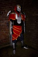 League of Legends - Zed cosplay 02 by CZSKLoLCosplayers