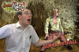 AVGN Super Pitfall Title Redux by x-Destinys-Force-x