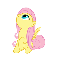 Fluttershy!!! by Pony4444