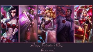 League Of Legends Valentine by ShermanTank13