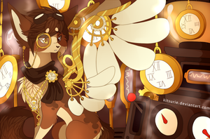 Gears of Time by Kitsurie