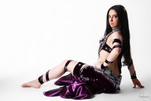 Purple Belly Dance Stock 16 by LoryenZeytin