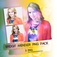 PNG Pack (30) Bridgit Mendler by IremAkbas