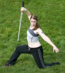 Sword fight reference stock 32 by Random-Acts-Stock