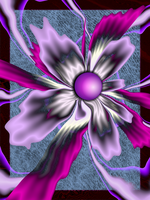 Purple Flower by Joe-Maccer