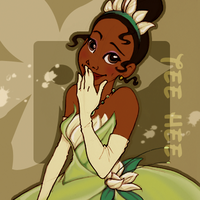 Tiana's Tee-Hee Patch by Trounced