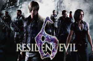 Resident Evil 6 Mat (Without Zones) by Takamagahara2010