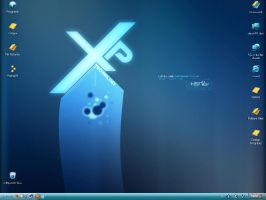 XP - desktop by HSNstorage