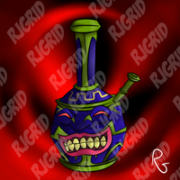Insanity CCG - Bong of Greed by RJGrid