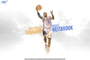 Russell Westbrook by Roy03x