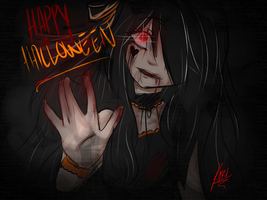 Happy Halloween 2 by PrinceLameo