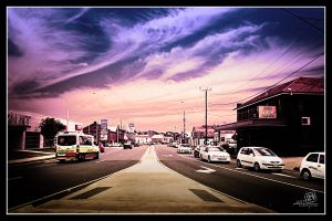 North Ipswich Sky by art21design