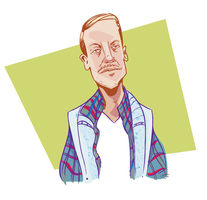 Macklemore by luckyde